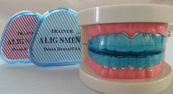 трейнер для выравнивания зубов