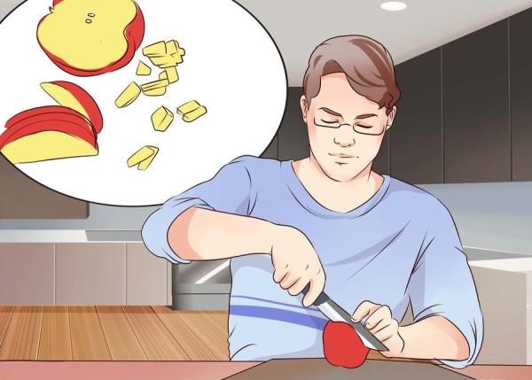 Какая форма употребления продуктов предпочтительна во время ношения брекетов