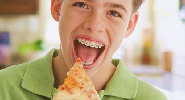 Что нельзя есть с брекетами – диета на основной период