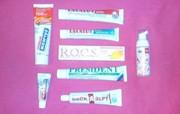 Разновидности зубных паст для брекетов