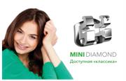 Особенности брекетов Mini Diamond